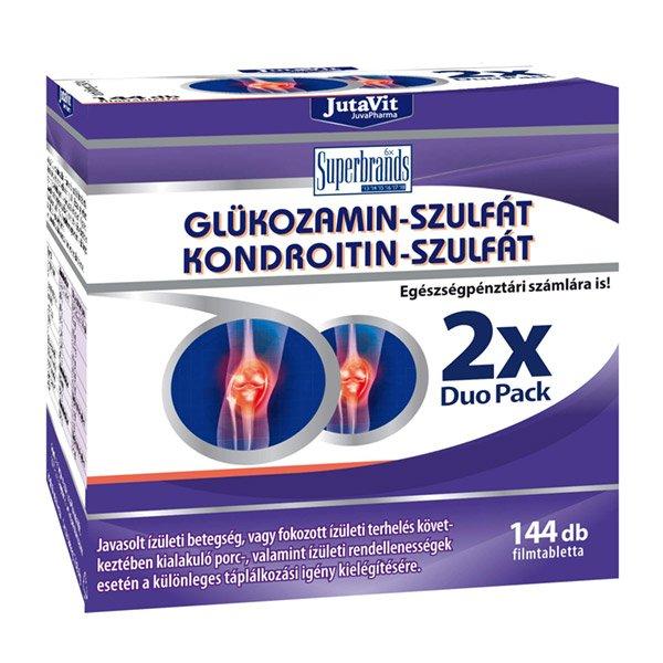 ízületi kondroitin-glükozamin gélbalzsam áttekintés
