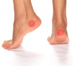 bokaízület fájdalma sarok törése után fájdalom szimmetrikus ízületekben