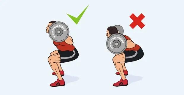 fájdalom a farokcsont alsó hátán és a csípőízületekben)