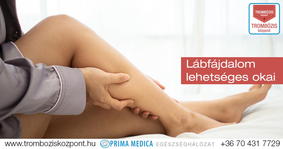 gyógyszer a lábak és ízületek fájdalmához)
