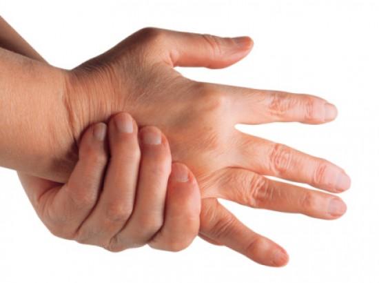izületi csomók az ujjakon