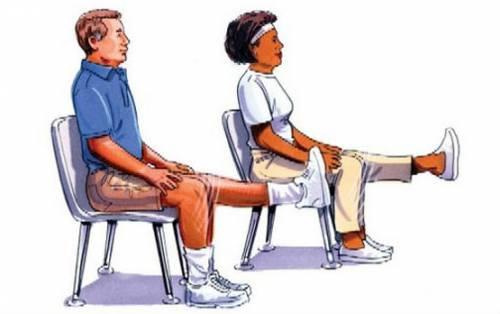 don térd artrózisával
